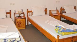 Мансарден етаж - Тройна стая